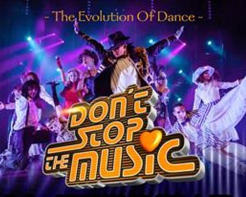 The Evolution of Dance - Don't stop the music @ Kurhaus Bad Sachsa