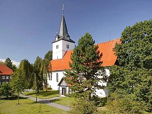 St. Nikolai Kirche in Bad Sachsa