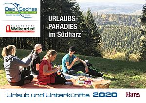Urlaubsmagazin Bad Sachsa & Walkenried 2020 Titel